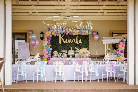 party themes umhlanga kinali s 1st birthday sweetcr8ivity