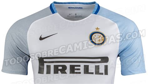 Intermilan Away 2017 inter milan 2017 18 nike away kit leaked todo sobre
