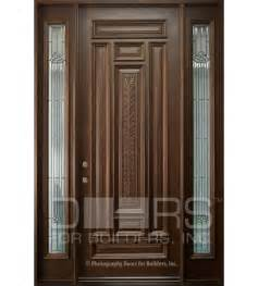 Wood Exterior Front Doors Homeofficedecoration Wood Exterior Doors For Sale