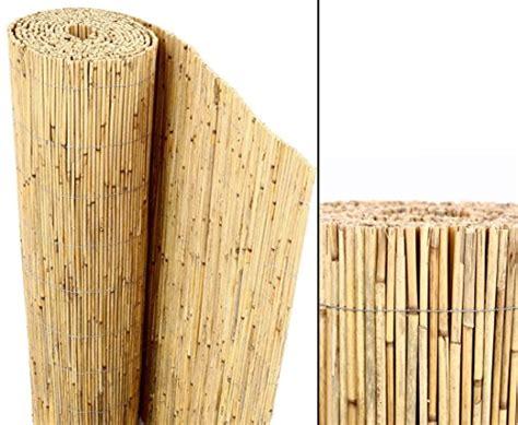 sichtschutz matten garten spaliere z 228 une produkte bambus discount