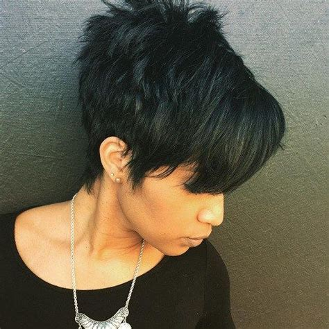 choppy hairstyles for women over 60 60 great short hairstyles for black women short choppy