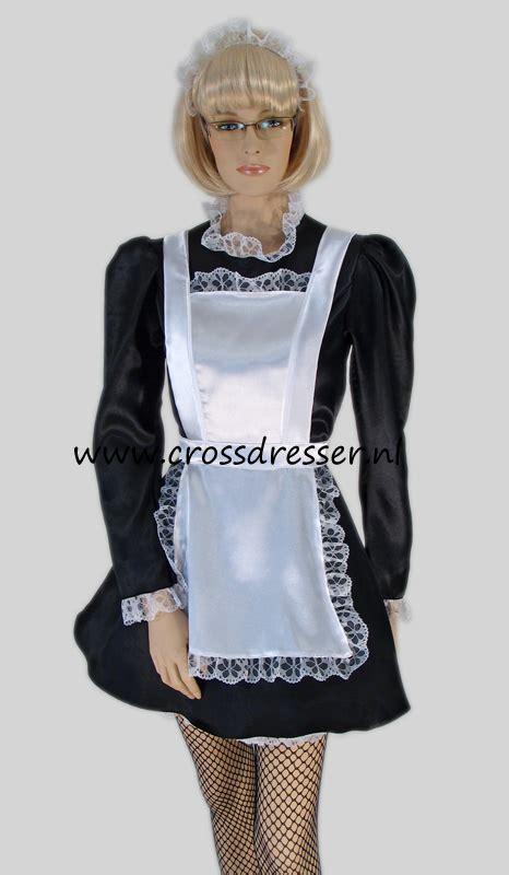 upstairs chamber french maid crossdresser costume