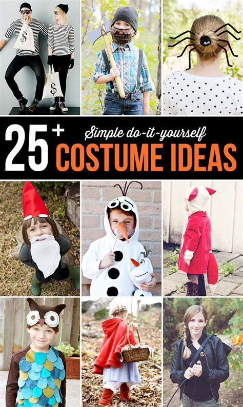 As Simple As Do It Yourself 25 simple do it yourself costume ideas