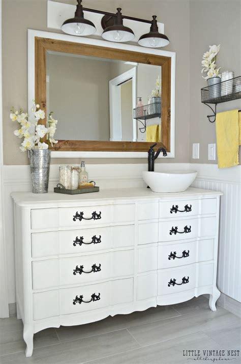 Vanity And Dresser by Best 25 Dresser To Vanity Ideas On Diy Desk