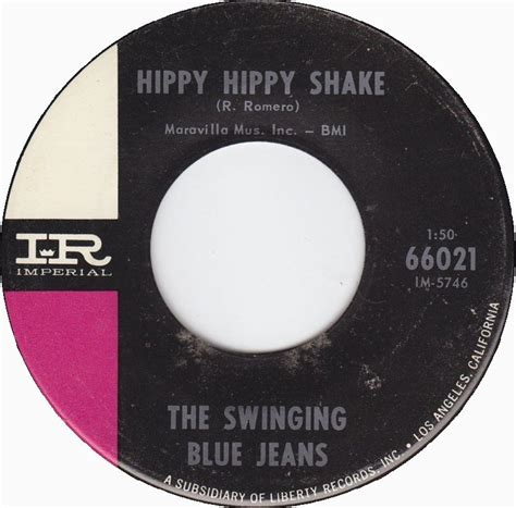 the swinging blue jeans hippy hippy shake december 2014