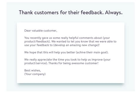 Valuable Customer Letter thank you letter to valued customers 28 images vanilla