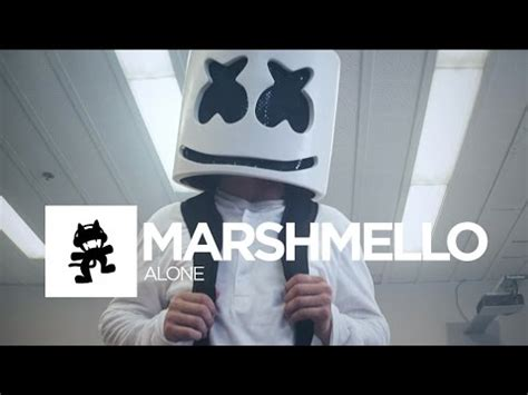 marshmello alone marshmello alone monstercat official music video youtube
