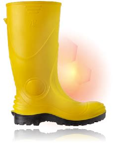 Safety Boot Petrova Yellow ap safety boots yellow