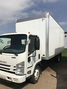 Isuzu Npr Fuel Economy Isuzu Npr Hd 2016 Box Trucks