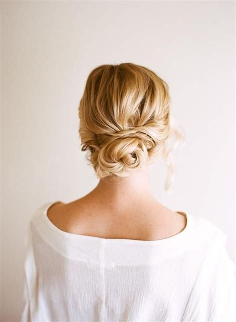 Hairstyles For Easy Bun by 101 Easy Bun Hairstyles For Hair And Medium Hair