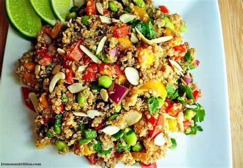 What To Put On A Salad Whole Foods Detox by California Quinoa Salad Whole Foods Copycat Recipe I