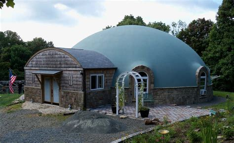 dome home energy study reveals savings for monolithic dome home