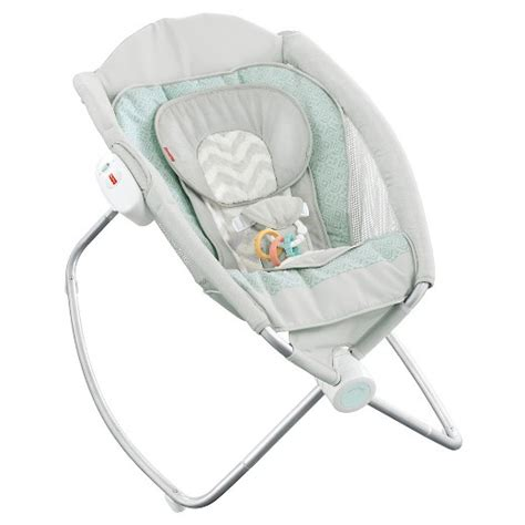 Rocknplay Sleeper by Fisher Price 174 Deluxe Newborn Rock N Play Sleeper Target