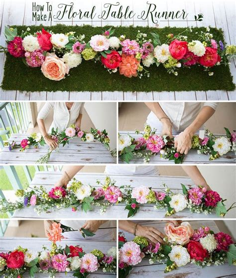 25 best ideas about table garland on pinterest wedding