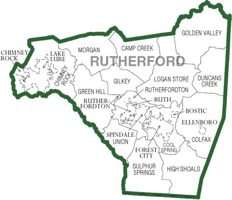 About – Rutherford County Sports Hall of Fame Rutherford Co