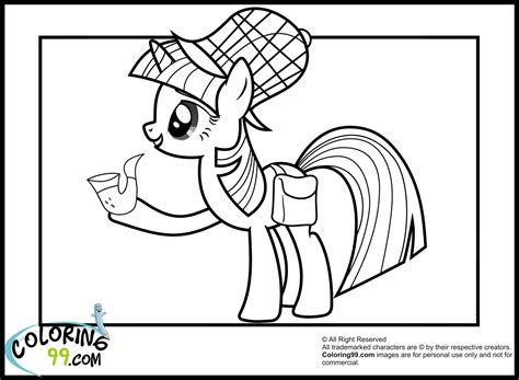 My Little Pony Twilight Sparkle Coloring Pages Minister My Pony Equestria Coloring Pages Twilight Sparkle