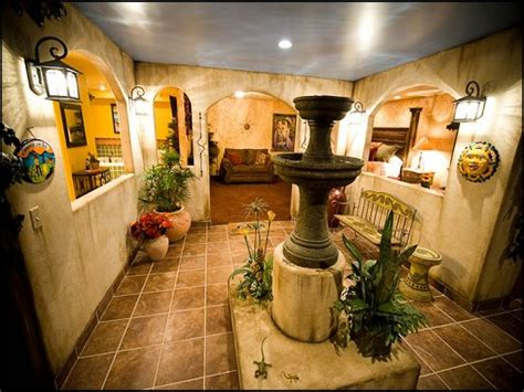 rustic style living rooms mexican rustic decorating ideas
