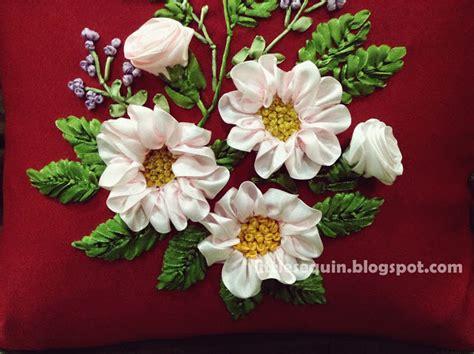 Bunga Sequin sequin type of flower for ribbon emboidary