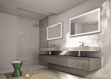 60 Badezimmer Vanity Doppelwaschbecken by Miroir Salle De Bains Lumineux De Luxe Par Les Top Designers