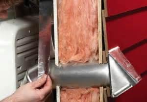 Clothes Dryer Duct Installation Dryer Vent Installation Bob Vila