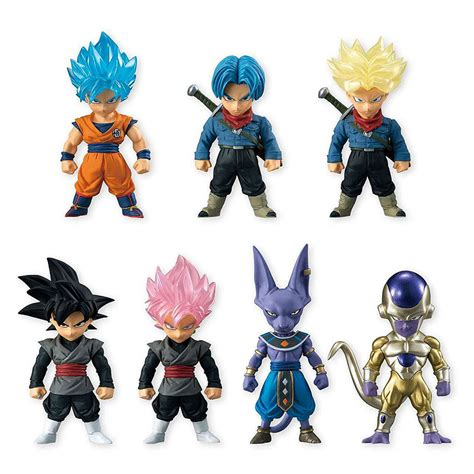 z figure collection adverge series 4 mini figure collection