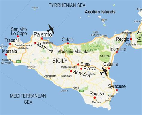 map of sicily italy more y dna results from italy page 2