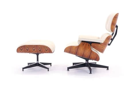 Vintage Rosewood Eames Lounge Chair And Ottoman With New Vintage Eames Lounge Chair And Ottoman