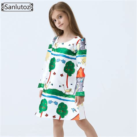 aliexpress girl clothes girls dress winter kids clothes brand children dress