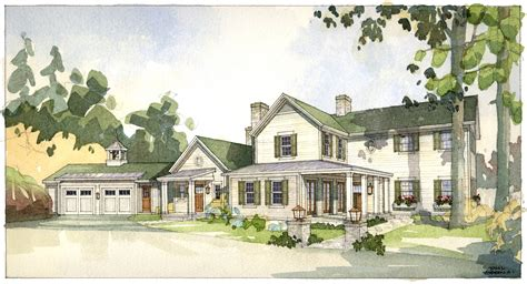 american farm house architectural tutorial the american farmhouse visbeen