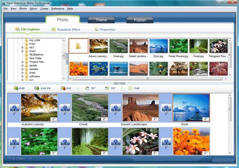 descargar imagenes web flash flash slideshow maker web descargar gratis