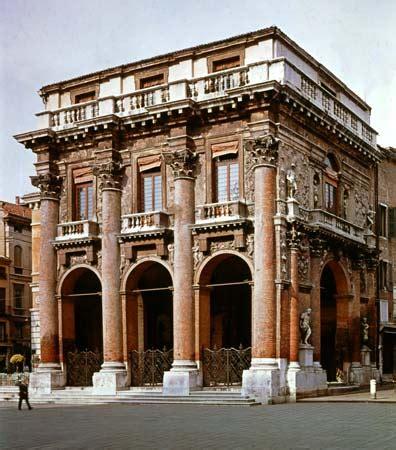 Vicenza Italy Design loggia capitanio loggia vicenza italy britannica