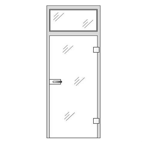 Glas Door & MP Doors 72 In. X 80 In. Smooth White Right