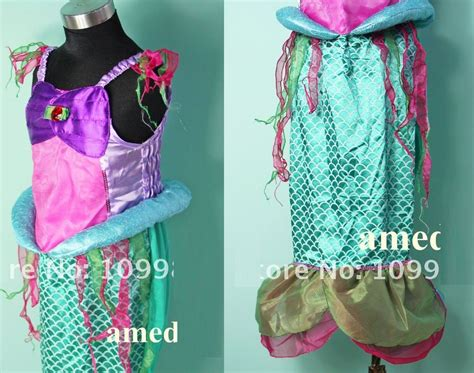 jual kostum mermaid putri duyung ag collection