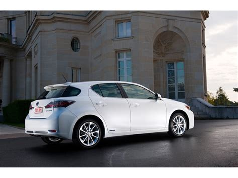 how cars run 2012 lexus ct security system 2012 lexus ct hybrid safety u s news world report