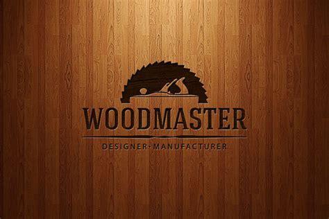 Wood Master Logo on Behance
