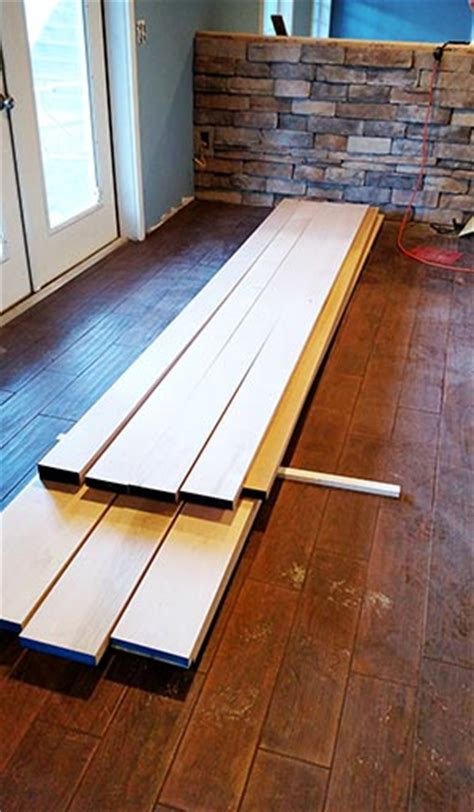 how to build wood countertops home construction improvement