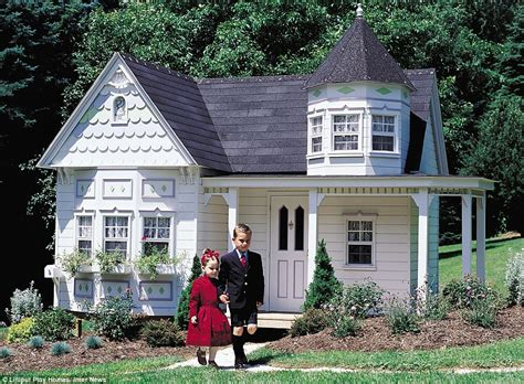 Home Play by Inside The Lilliput Play Homes Custom Built For Children