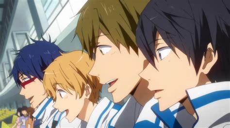 Anime Free by Free Iwatobi Swim Club Saru Anime