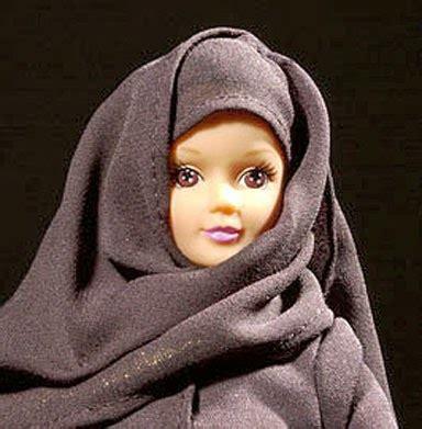 Tas Cantik 4 In1 Dan Boneka gambar boneka muslim cantik