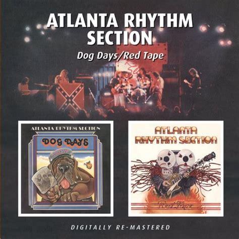 atlanta rhythm section dog days atlanta rhythm section dog days red tape