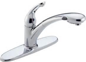 fantastic delta signature single handle pull out spray delta 472 dst signature single handle kitchen faucet with