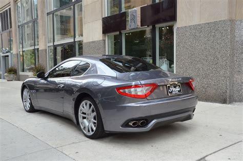 Maserati Dealer Chicago by 2009 Maserati Granturismo Stock L091aa For Sale Near