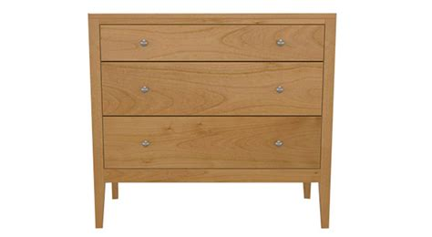 Bedroom Dresser Drawers Circle Furniture Franklin Three Drawer Dresser Bedroom Furniture Ma