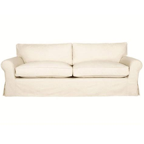 oka sofas hurlingham low back 3 seater sofa oka