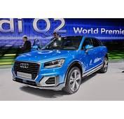 Audi Q2 Small SUV Debuts At Geneva Another Utility