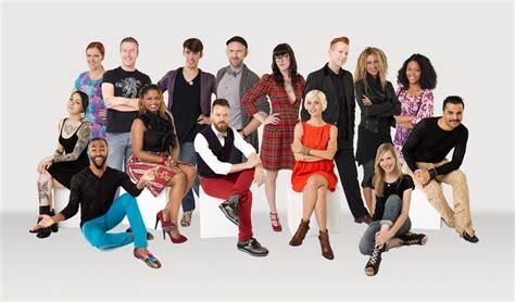 Winer S12 project runway season 12 cast gossip and gab