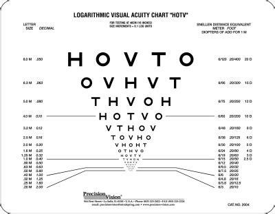 printable low vision eye chart near vision reading charts precision vision
