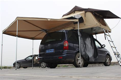 vehicle awnings for sale 2014 car roof top tent for sale with back awning and