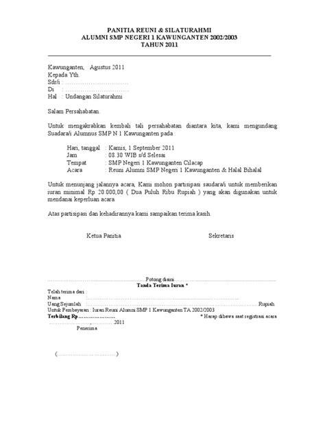 Membuat Undangan Reuni Online | undangan reuni