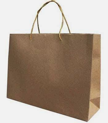 Harga Paper Bag Coklat Polos by Kantong Kertas Polos Murah Kantongkertas Net
